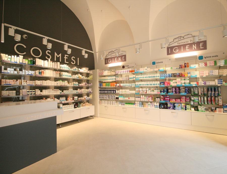 Interior Design per farmacie